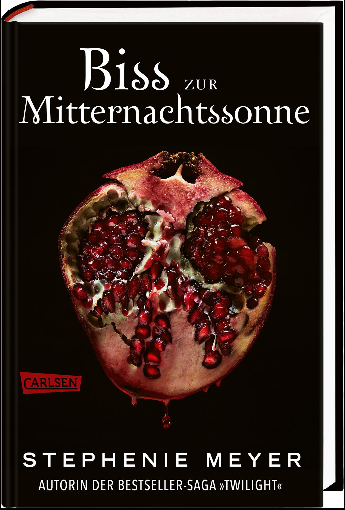 Das Cover zum Buch 'Biss zur Mitternachtssonne'